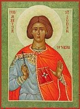 Icon of St. Julian with permission from Archangel Icons